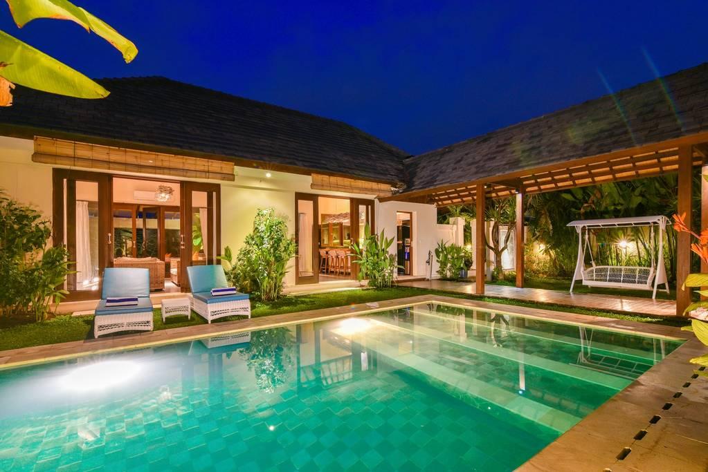 Villa Intan Legian Bali Palm Living