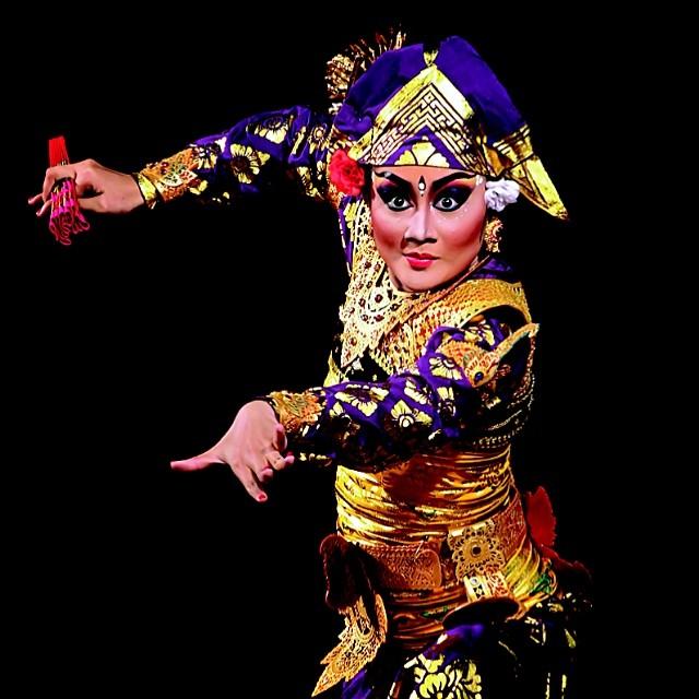 Balinese Dance - Palm Living