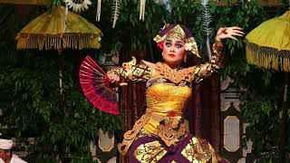 Balinese Dance Palm Living